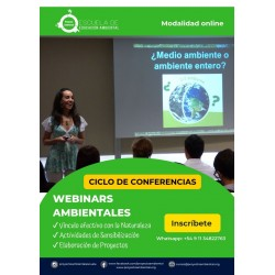 Webinars (Conferencias...